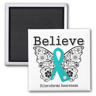 Crea la conciencia del escleroderma imanes para frigoríficos