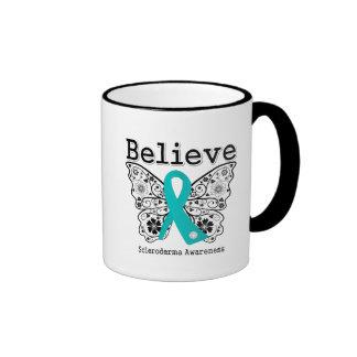 Crea la conciencia del escleroderma tazas