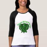 Crea la lesión cerebral traumática camisetas