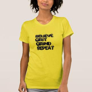 Crea la repetición de la rutina de la arena tshirt