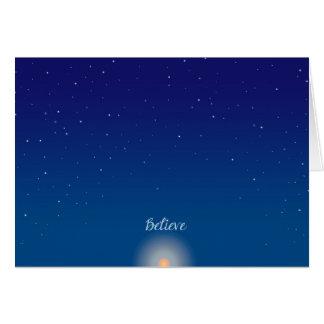 Crea - la tarjeta de felicitación del solsticio de