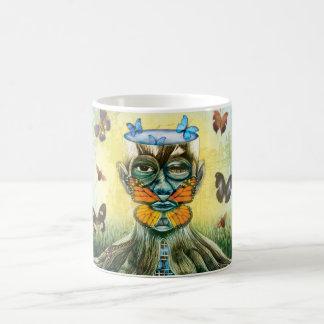 CREA la taza de las mariposas