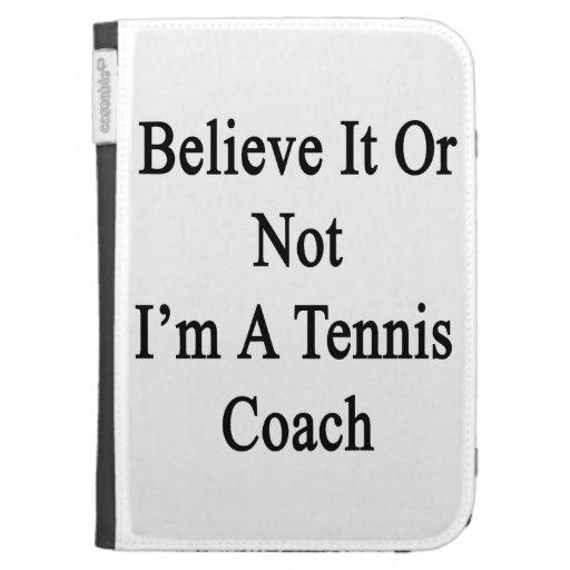 Crea que o no yo es coche de tenis