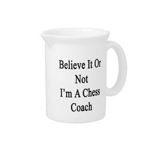 Crea que o no yo es un coche del ajedrez jarras de beber