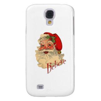 Crea Santa Samsung Galaxy S4 Cover