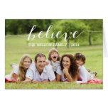 Crea simplemente el | tarjeta de felicitación de