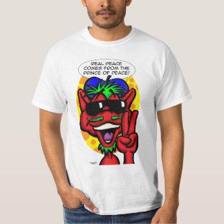 CREACHER on  Real Peace T-Shirt