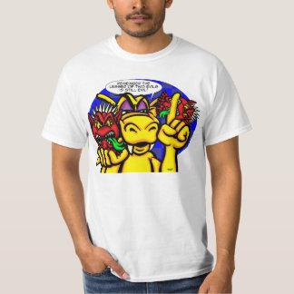 CREACHER The Lesser of Two Evils T-Shirt