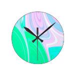 Creación abstracta relojes
