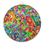 Creación ARTÍSTICA de ColorMANIA:  REGALOS baratos Tabla Dardos