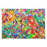 Creación ARTÍSTICA de ColorMANIA:  REGALOS baratos Manteles Individuales