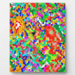 Creación ARTÍSTICA de ColorMANIA:  REGALOS baratos Placa Para Mostrar