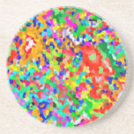 Creación ARTÍSTICA de ColorMANIA:  REGALOS baratos Posavasos Diseño