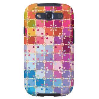 """Creación colorida del modelo """"mi Barcelona """" Galaxy S3 Cárcasas"""