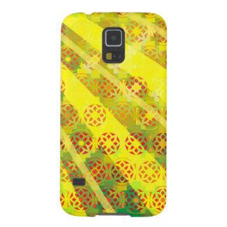 """Creación colorida """"mañana Sun """" del modelo Carcasa Para Galaxy S5"""
