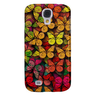 "Creación colorida ""mariposas "" del modelo"