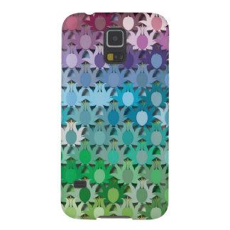 """Creación colorida """"Tropicana """" del modelo Carcasa Para Galaxy S5"""