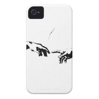 Creación de Adán iPhone 4 Cárcasa