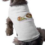 Creación de Adán y de Steve Camiseta De Mascota