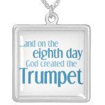Creación de la trompeta pendiente personalizado