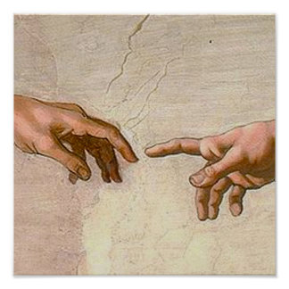 Creación de Miguel Ángel de Adán Póster