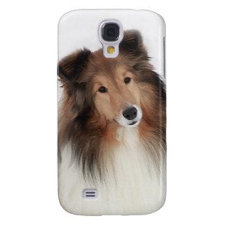 Creación de Shelties Samsung Galaxy S4 Cover