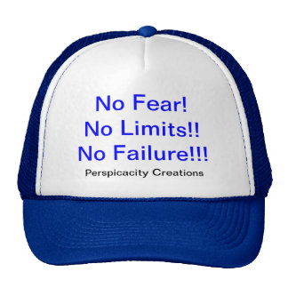 Creaciones de la perspicacia gorras
