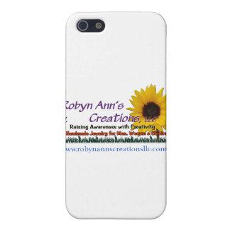 Creaciones de Robyn Ana, LLC iPhone 5 Cobertura