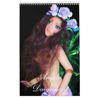 creaciones del proudlittlepixie de Angela Calendario De Pared