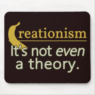 Creacionismo No es incluso una teoría Alfombrillas De Ratón