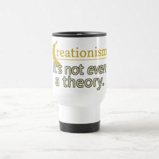 Creacionismo. No es incluso una teoría Taza Térmica