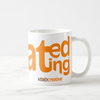 Creado, creando la taza