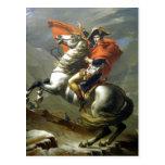 Creador: ¿Jacques-Louis David Napoleon? berschreit Tarjeta Postal