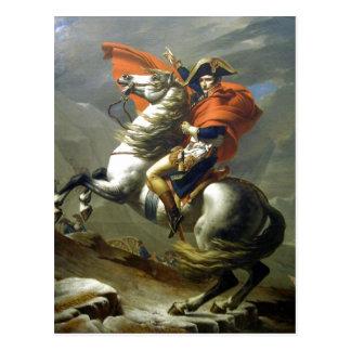 Creador: ¿Jacques-Louis David Napoleon? berschreit Postales