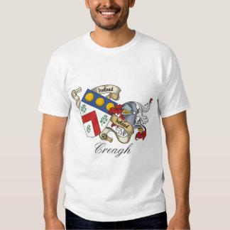Creagh Family Crest Shirt