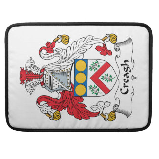 Creagh Family Crest Sleeve For MacBook Pro