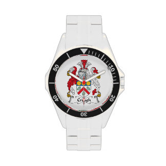 Creagh Family Crest Wrist Watches