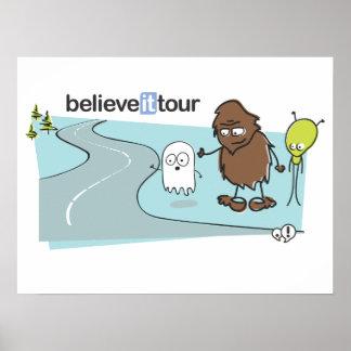 Créalo para viajar posters