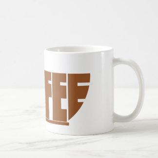 Cream and Sugar COFFEE CUP Simplistic Design Mug