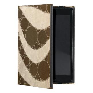 Cream and Sugar Zebra Cover For iPad Mini