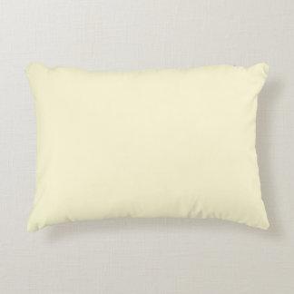 """""""Cream Beige"""" Accent Pillow"""