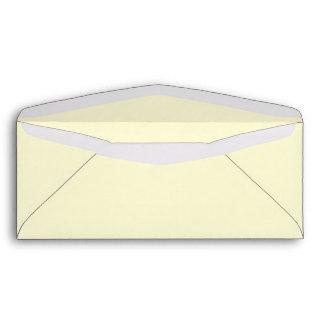 Cream Beige Envelope