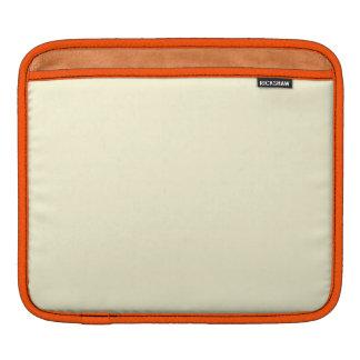Cream Beige Sleeves For iPads