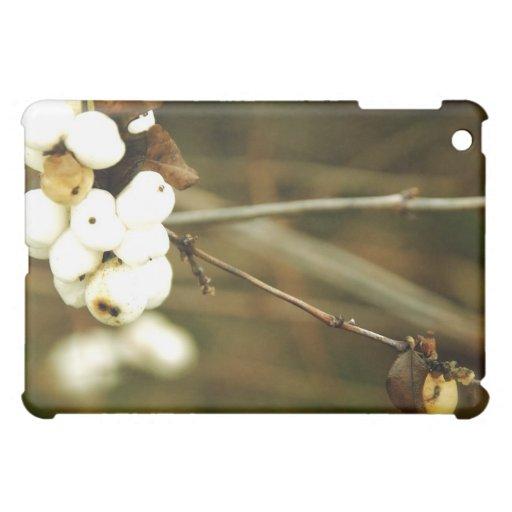 Cream Berries iPad Mini Case