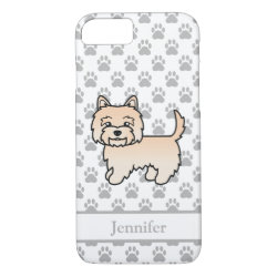 Case-Mate Barely There iPhone 7 Case with Cairn Terrier Phone Cases design