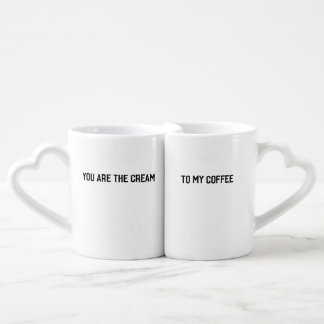 Cream & Coffee Mugs