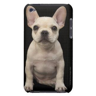 Cream colored French Bulldog puppy iPod Case-Mate Case