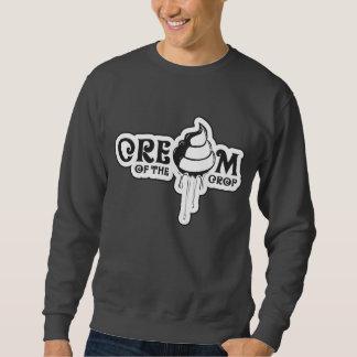 Cream Crew neck Sweater! Sweatshirt