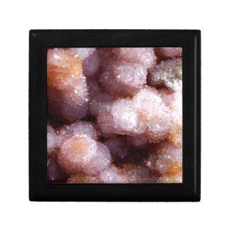 Cream Crystal Mineral Stone Gift Box