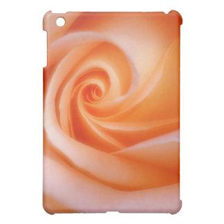 Cream Delicate Rose iPad Case